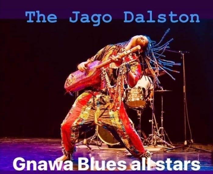 Gnawa Blues All stars